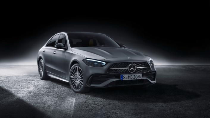 2021 Mercedes-Benz C-Class W206 Upcoming Version Exterior 003