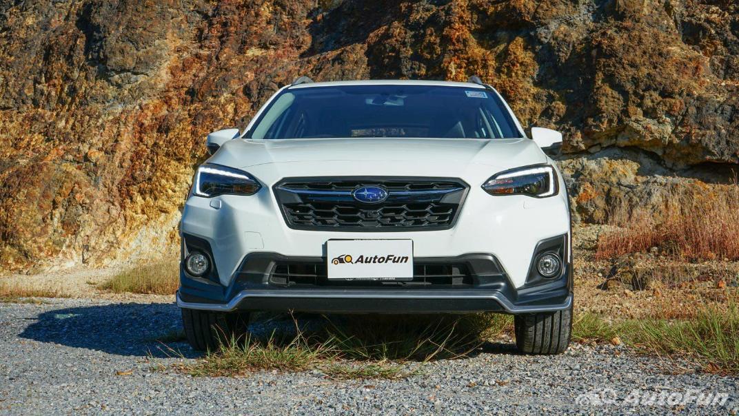 2019 Subaru XV GT Edition Exterior 002