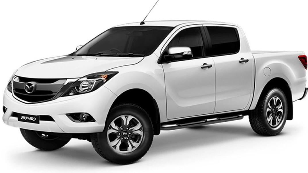 Mazda BT-50 Pro Double Cab Public 2020 Exterior 005