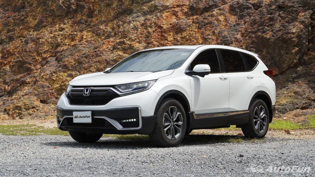 2020 Honda CR-V 2.4 ES 4WD Exterior 001