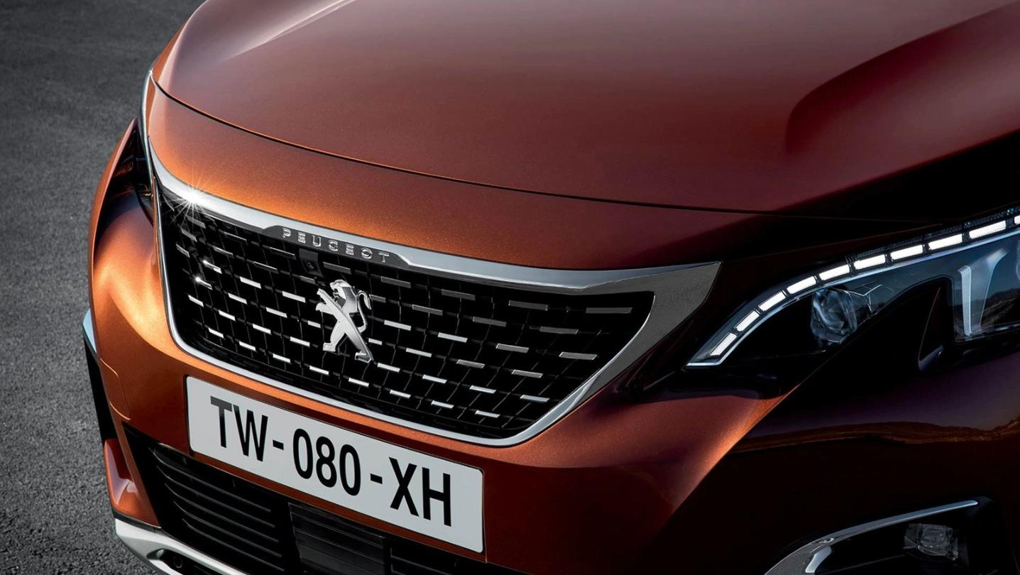 Peugeot 3008 2020 Exterior 001
