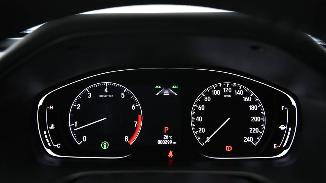 2021 Honda Accord 1.5 Turbo EL Interior 013