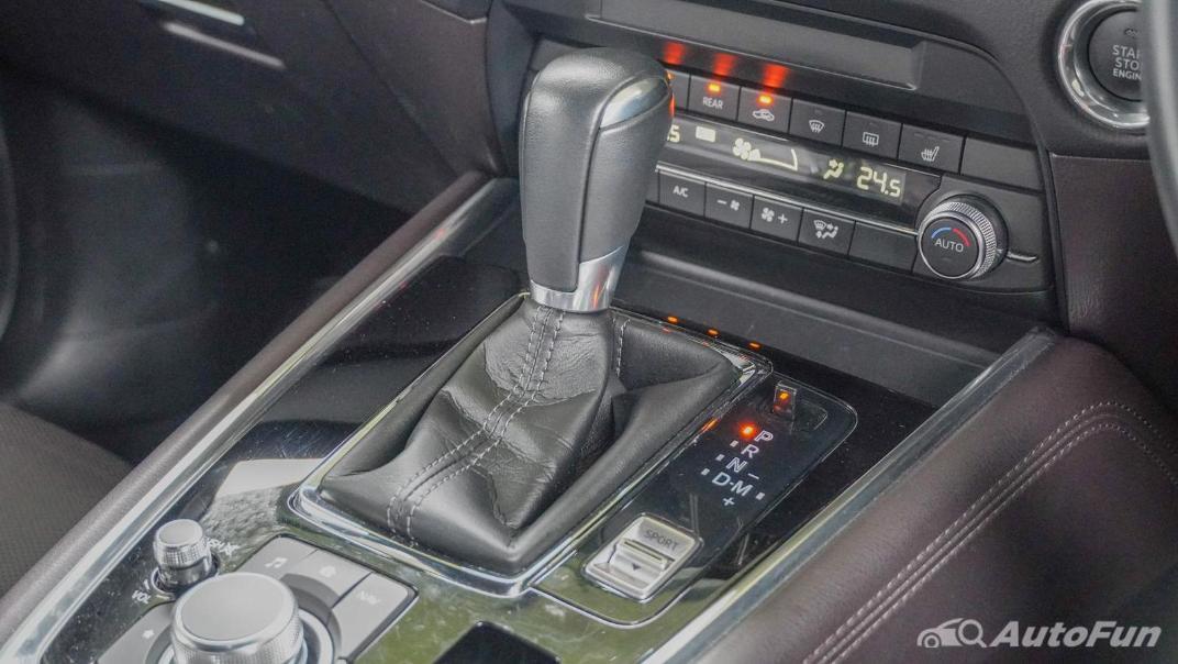 2020 2.5 Mazda CX-8 Skyactiv-G SP Interior 020