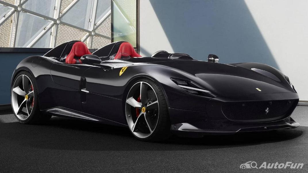 2020 Ferrari Monza SP2 6.5 V12 Exterior 008