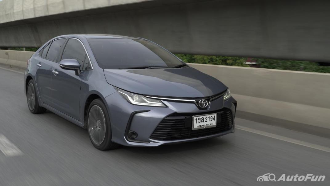 2021 Toyota Corolla Altis 1.8 Sport Exterior 045