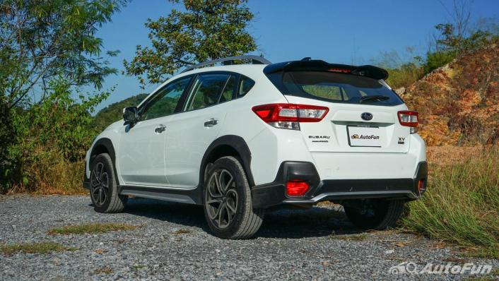 2019 Subaru XV GT Edition Exterior 007