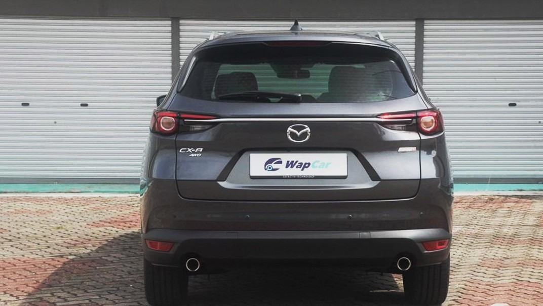 Mazda CX-8 2020 Exterior 006