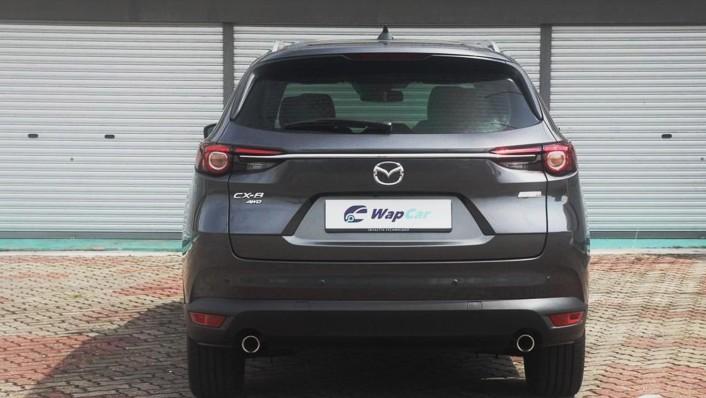 Mazda CX-8 Public 2020 Exterior 006
