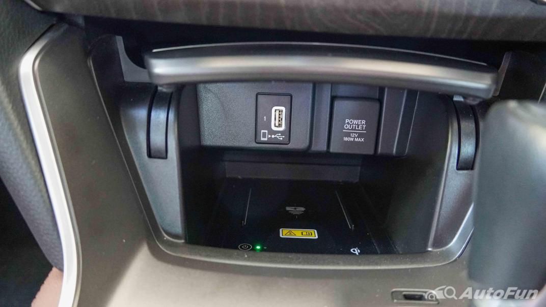 2020 Honda Accord Hybrid Tech Interior 022