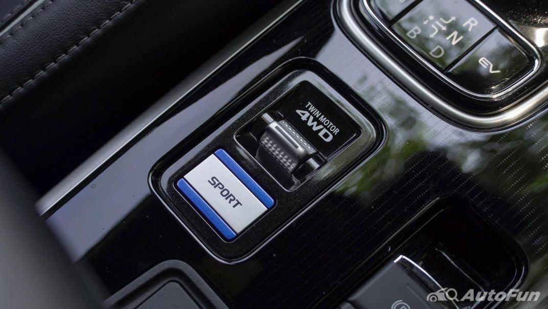 2021 Mitsubishi Outlander PHEV GT-Premium Interior 032