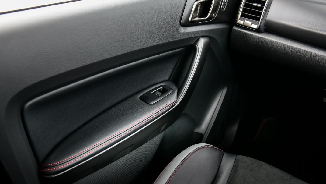2021 Ford Ranger Raptor X Interior 004
