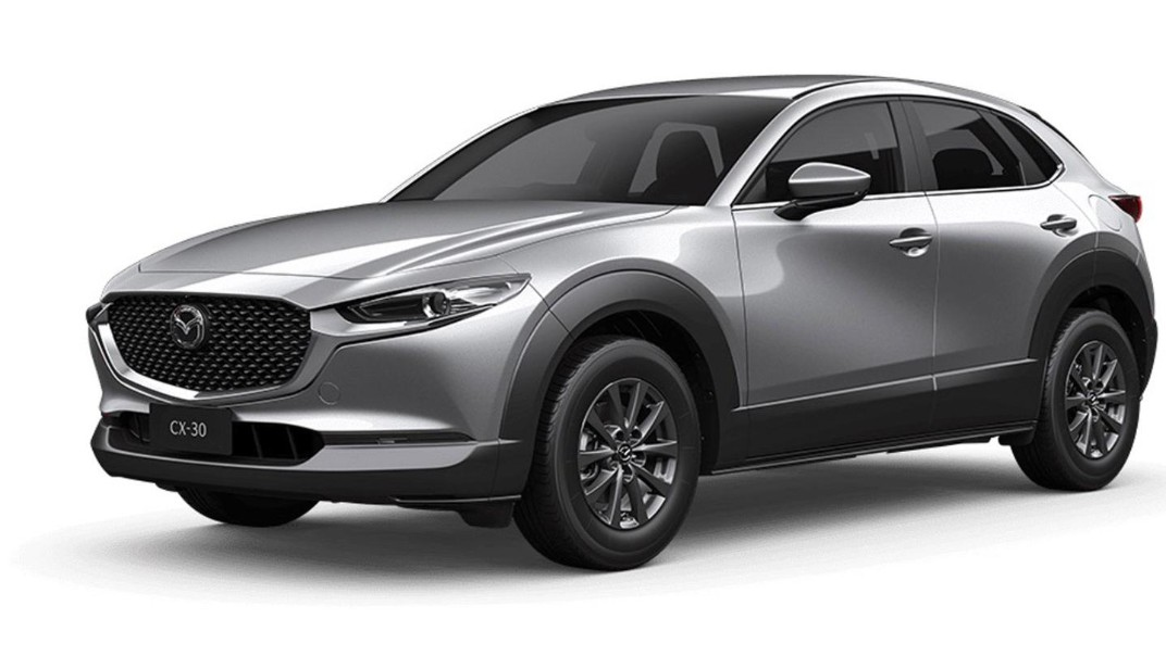 Mazda CX-30 2020 Others 007