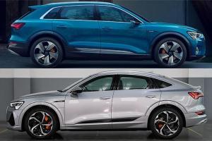 ควักเพิ่ม 2 แสน! ทำไมถึงควรเลือก 2020 Audi e-tron Sportback มากกว่า e-tron สแตนดาร์ด