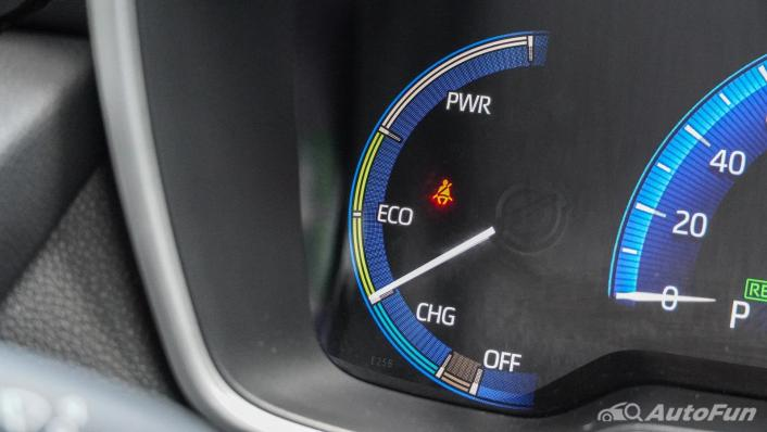 2020 Toyota Corolla Cross 1.8 Hybrid Premium Safety Interior 003