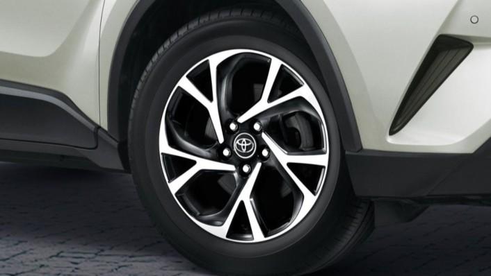 Toyota C-HR 2020 Exterior 002
