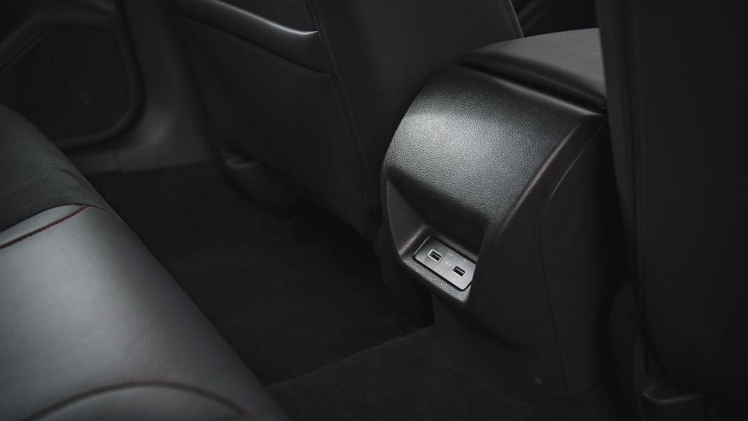 2022 Honda Civic RS Interior 092