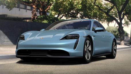 2021 Porsche Taycan 4S ราคารถ, รีวิว, สเปค, รูปภาพรถในประเทศไทย | AutoFun