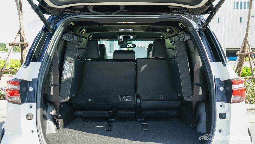 2020 Toyota Fortuner 2.8 Legender 4WD Interior 079