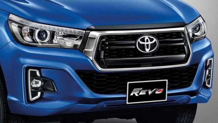 Toyota Hilux Revo Double Cab 2020 Exterior 005