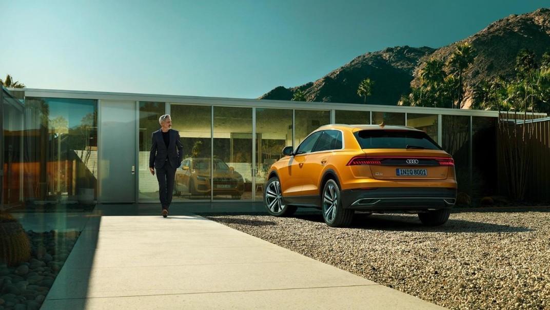 Audi Q8 2020 Exterior 013