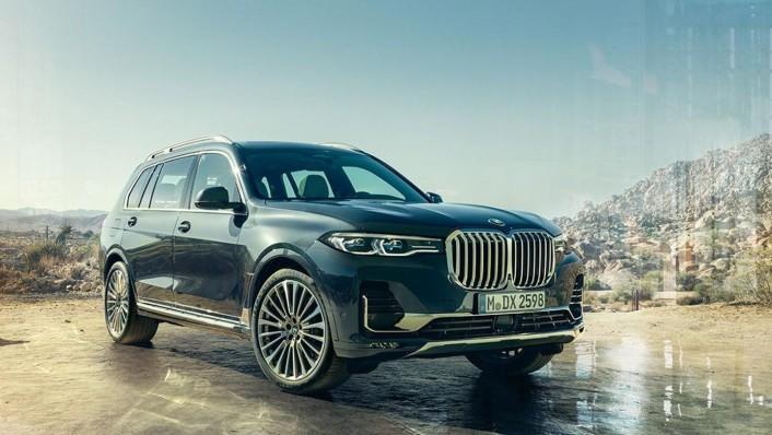 BMW X7 2020 Exterior 002