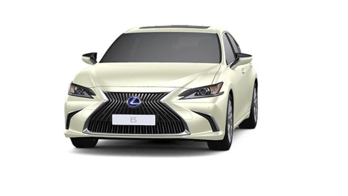 Lexus ES 2020 Exterior 007