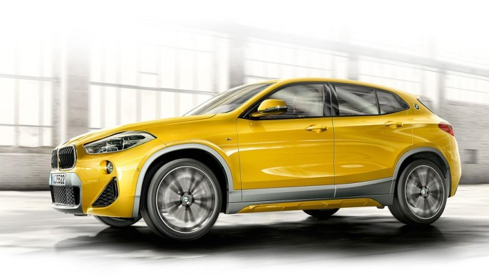 BMW X2 2020 Exterior 003
