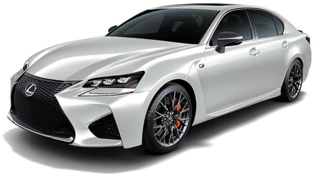 Lexus GS Public 2020 Others 008