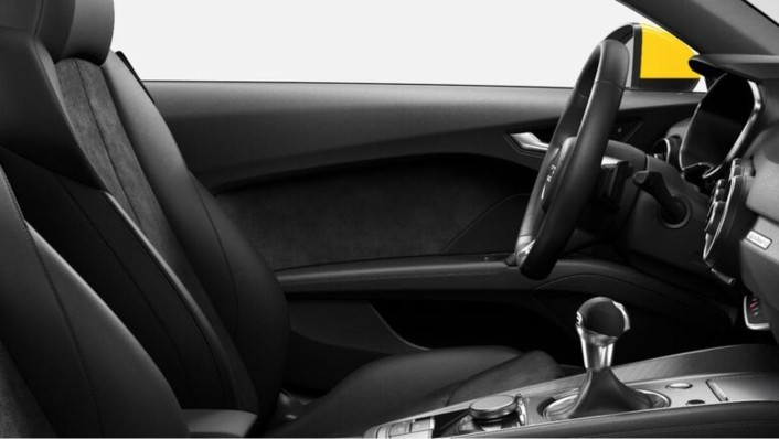 Audi TT Roadster 2020 Interior 002
