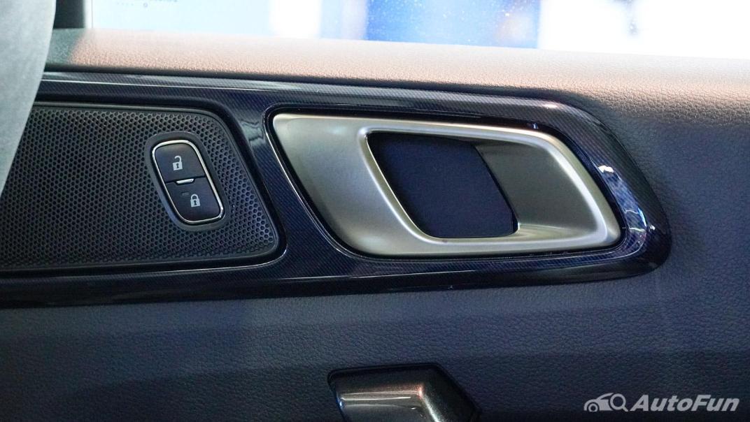 2021 Ford Everest Titanium+ Interior 031
