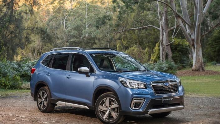 Subaru Forester 2020 Exterior 002
