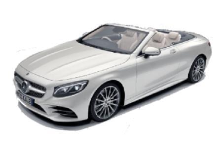 2020 Mercedes-Benz S-Class Cabriolet 4.0 S 560 AMG Premium