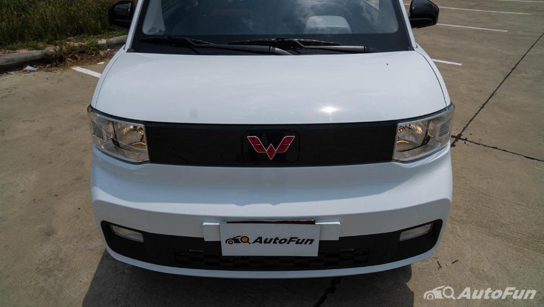 2020 Wuling Mini EV Exterior 011