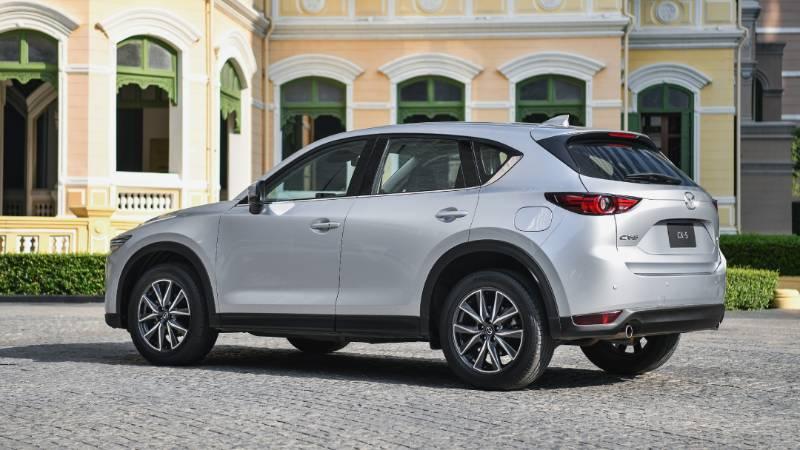 2021 Mazda CX-5 ปรับออปชั่นใหม่ เอาใจคนไทยตั้งแต่รุ่นเริ่มต้น ปรับราคาเหลือ 1.32 ล้านบาท 02