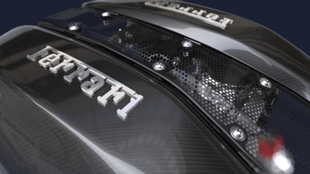 2020 3.9 488 Pista V8 Interior 002