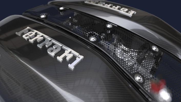 2020 Ferrari 488 Pista 3.9 V8 Interior 002