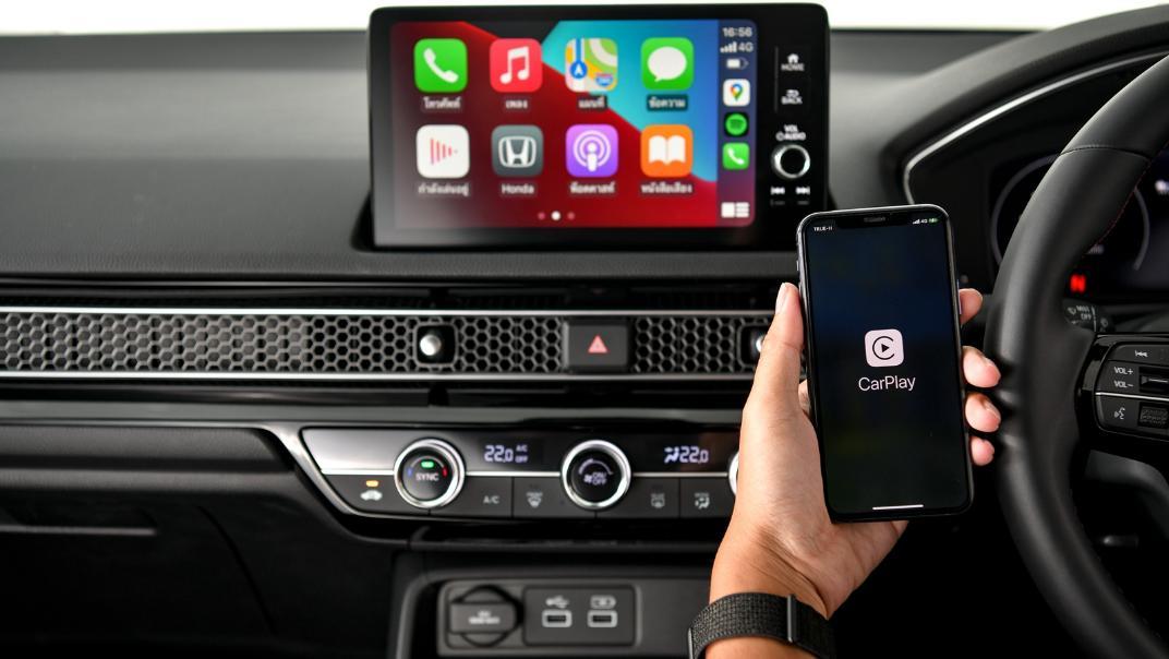 2022 Honda Civic RS Interior 062