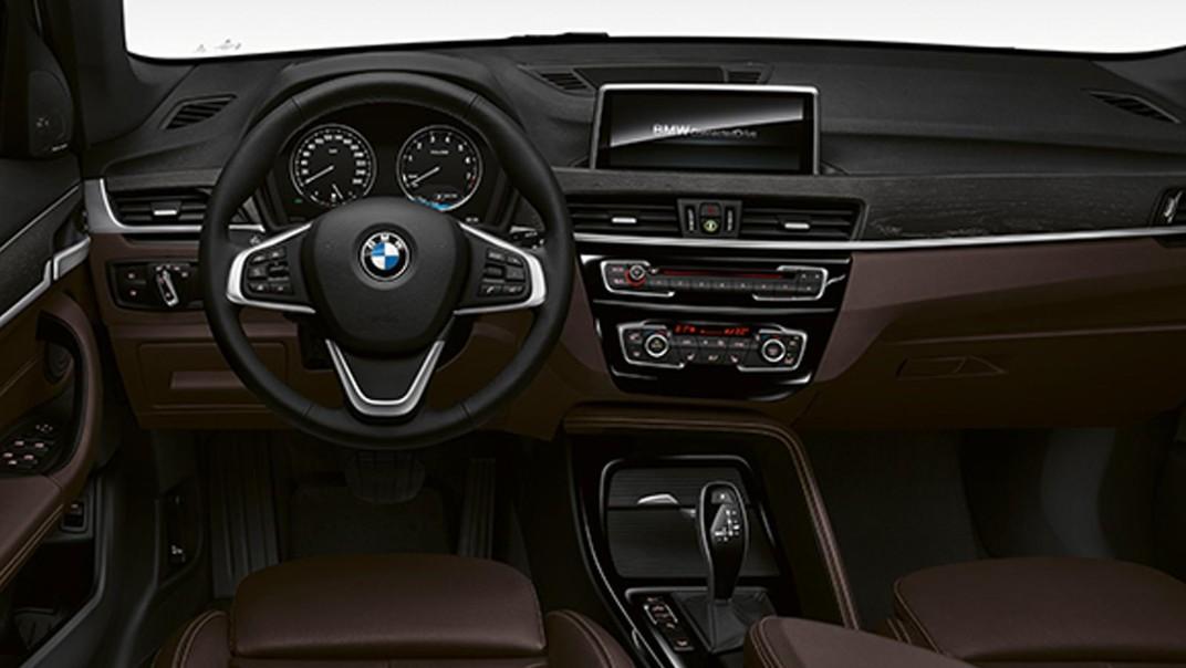 BMW X1 Public 2020 Interior 001