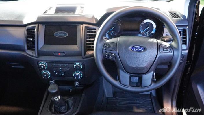 2021 Ford Ranger XL Street Interior 002