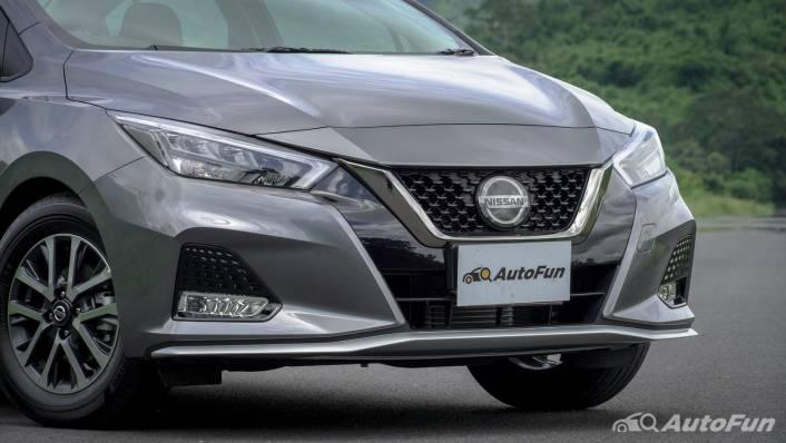 2021 Nissan Almera 1.0L Turbo V Sportech CVT Exterior 004