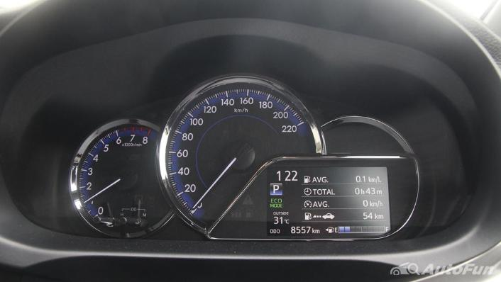 Toyota Yaris 2020 Interior 006