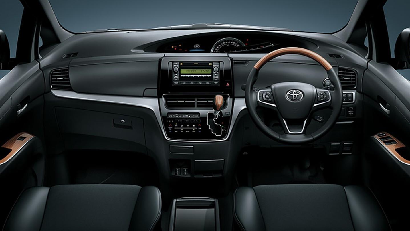 Toyota Alphard 2020 Interior 001
