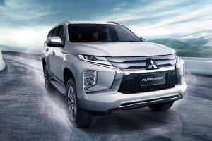 กางสเปก 2020 Mitsubishi Pajero Sport รถอเนกประสงค์พีพีวีขับเคลื่อน 2 ล้อ เลือกรุ่นไหนดี?