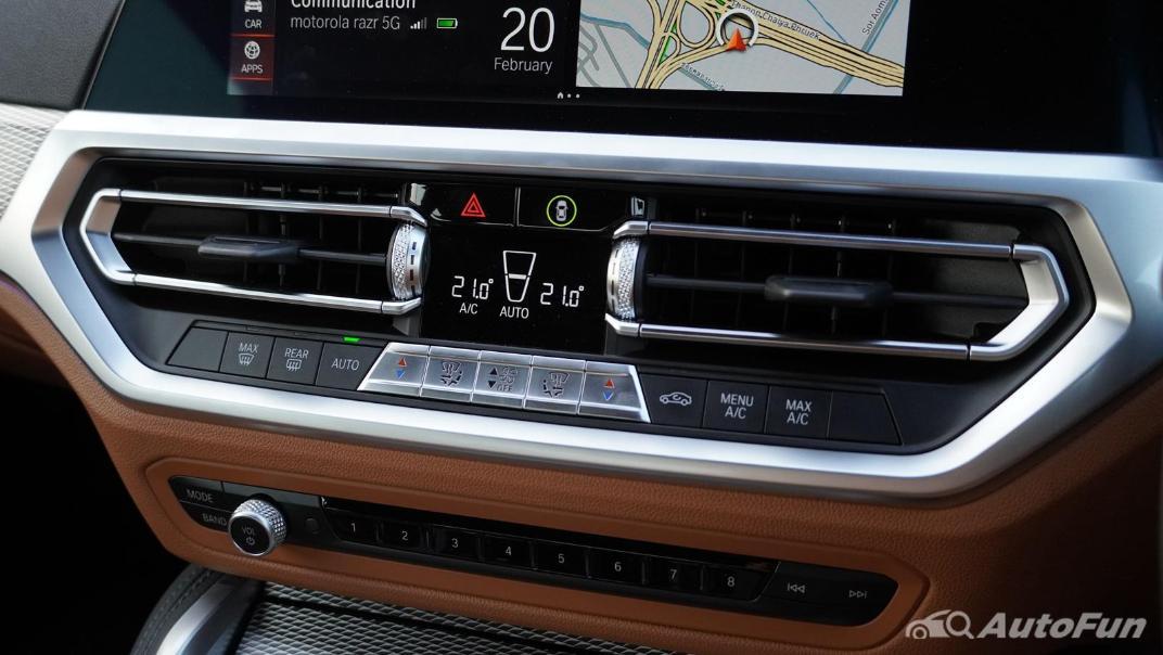 2020 BMW 4 Series Coupe 2.0 430i M Sport Interior 024