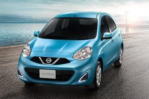 Nissan March อีโค่คาร์ พร้อมเครื่องยนต์ 1.2 ลิตรประหยัดน้ำมัน ด้วยราคาเริ่มต้น 4.2 แสนบาท