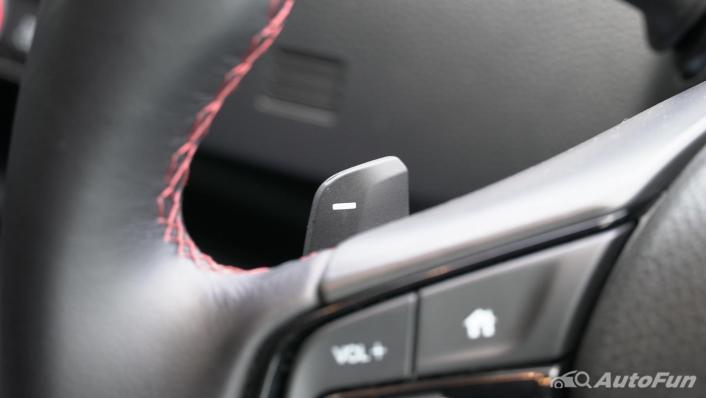 2021 Honda City Hatchback e:HEV RS Interior 007