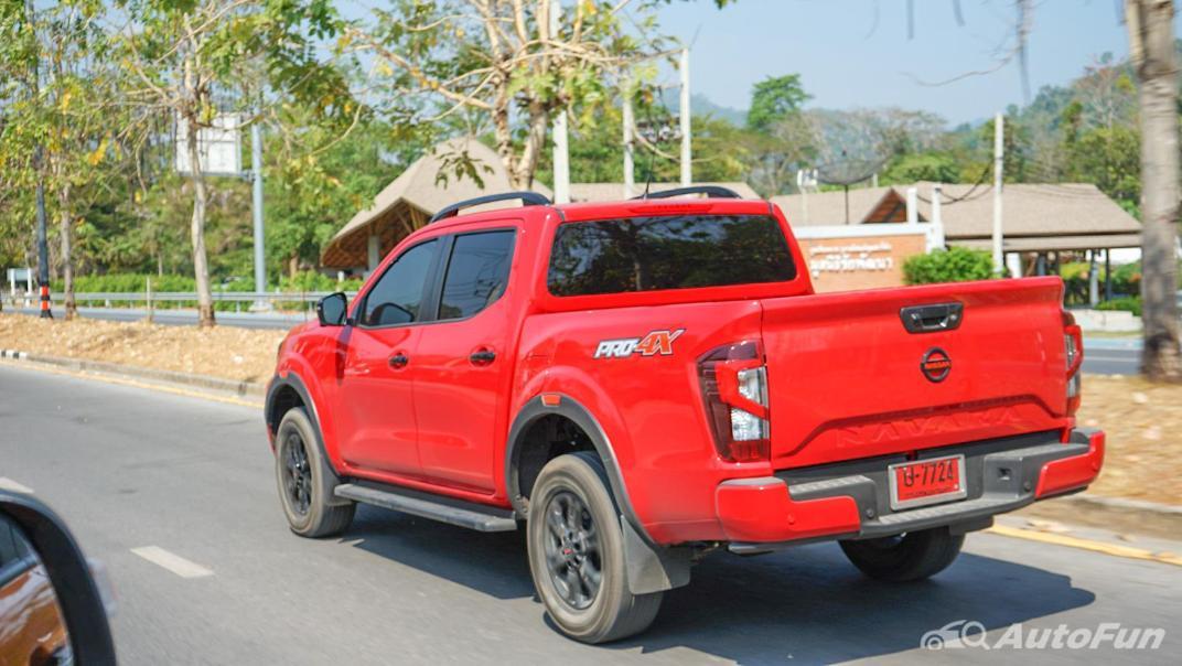2021 Nissan Navara PRO-4X Exterior 056