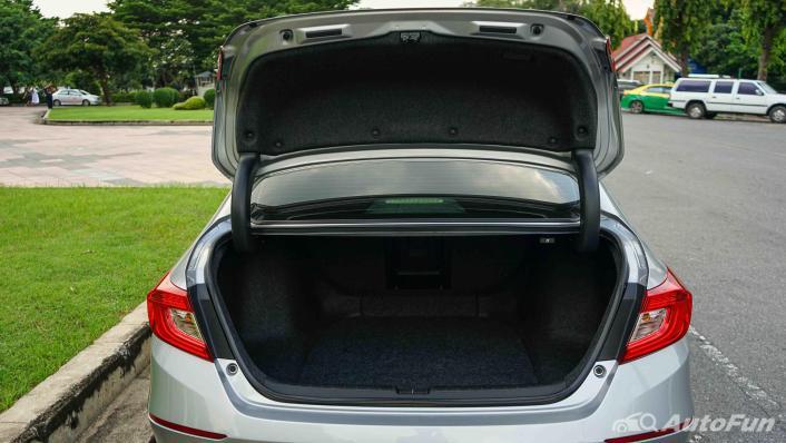 2020 Honda Accord 1.5 Turbo EL Interior 008