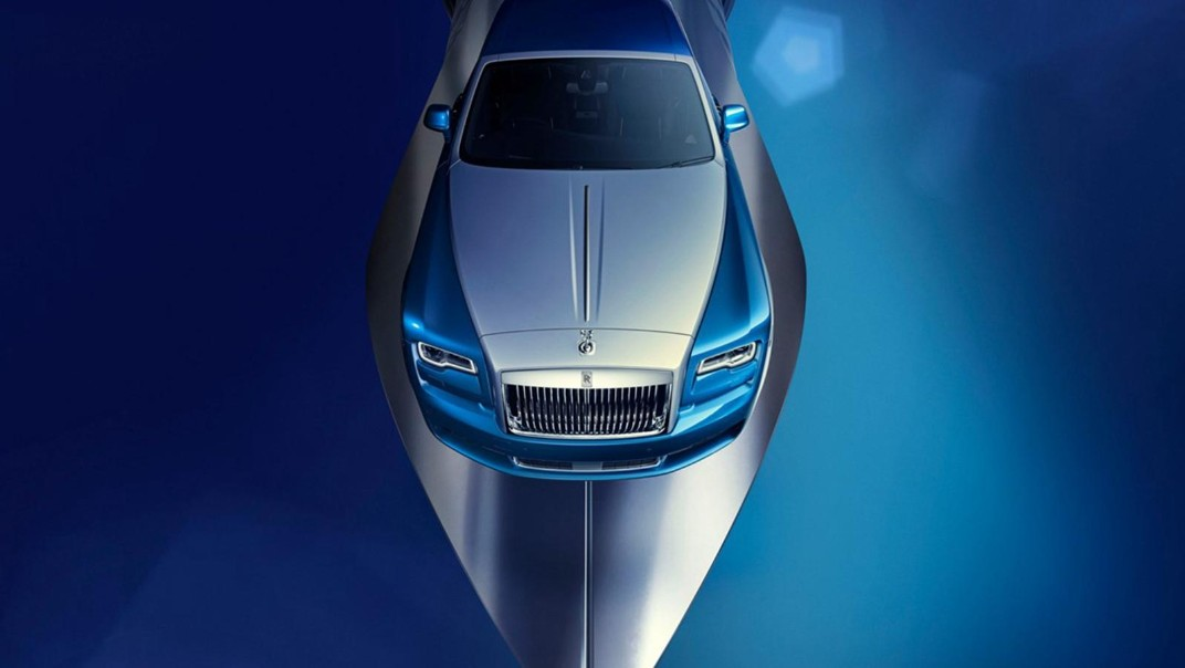 Rolls-Royce Ghost 2020 Exterior 003