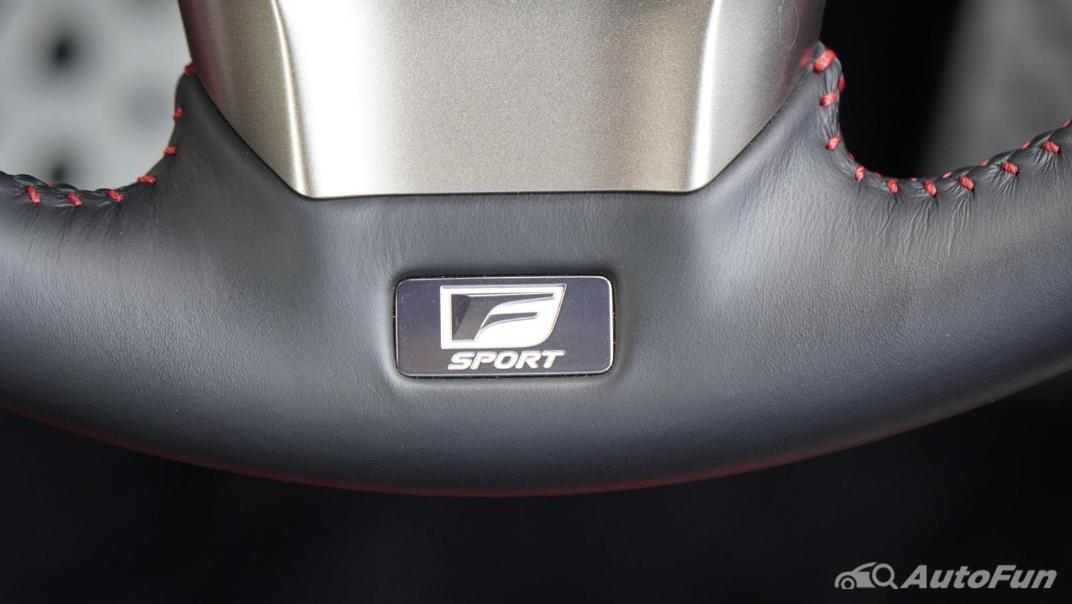 2020 Lexus RX 3.5 350 F Sport Interior 005